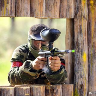Paintball - Strzelnica